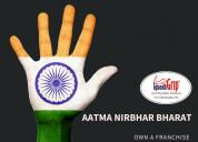 Choose #selfemployment #aatmanirbharbharat become