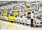 Automobile industries new project opening for fres