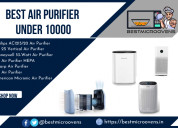 Best air purifier under 10000