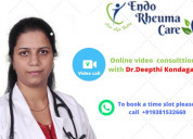 Dr. deepthi kondagari | best endocrinologist in te