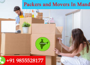 Packers and movers in mandi| 9855528177 |movers &
