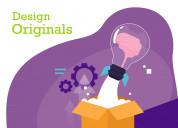 Designlab create and position positive perception