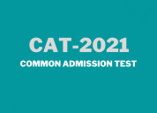 Cat 2021 sample question papers