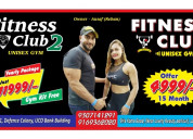 Best body transformation center in kanpur | fitnes