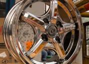 Neo alloy wheels