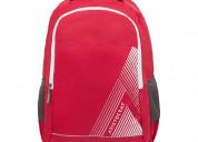 Aristocrat nick 2 laptop backpack red - 27 ltr bag