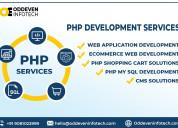 #1 php application development company
