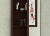 New arrival of bathroom mirrors @ wooden street