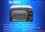 Prestige:best otg oven in india
