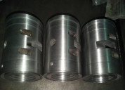 White metal bearing and rebabbitting
