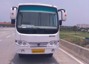Swaraj mazda bus hire in bangalore || 09019944459