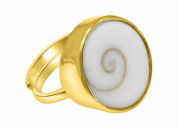 Aemorio natural gomti chakra ring for men & women
