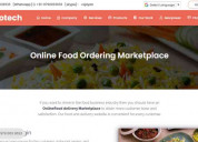 Readymade php online food ordering script