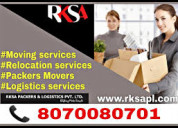 Movers and packers in rohini