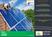 Kissan solar education