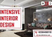 Outstanding interior design company in lahore