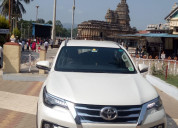 Toyota fortuner car hire in bangalore   9019944459