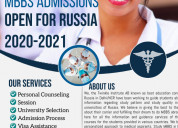 Top 10 mbbs college in russia 2020-21twinkle insti