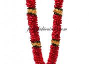 Floral garland, indian wedding garlands online, ja