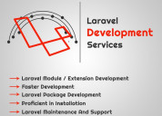 Foremost laravel development services in india