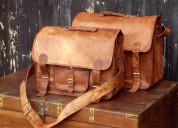Leather bag manufacturer in india-craftshades