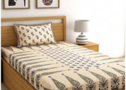 buy single bed sheets at best prices in india only