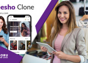 Meesho clone app
