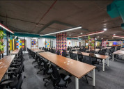 Affordable coworking space in chennai