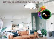 Full house interior designer noida