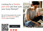 We are hiring (work from home) tamil speakers