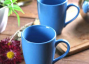 Coffee mugs online at upto 55% off - woodenstreet