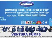 Mini pumps - monobloc pumps - ventura pumps - hear