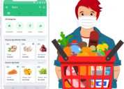 Intrude into the on-demand groceries service