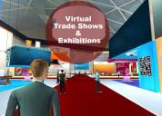 Virtual trade shows & trade fairs