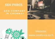 Seo agency | seo company in chennai | seoforce.tec