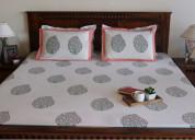 buy beautiful designer bedsheets