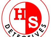 H s detectives agency goa