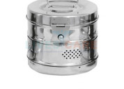 Stainless steel dressing drum manufacturer in indi