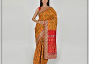 Buy best sarees in mumbai – sumangal ekam