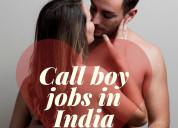 Apply for call boy jobs
