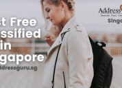 Free classified in singapore