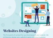 web site designing service in noida