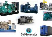 Shree sai generator sale used cummins generator