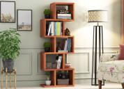 Make time memorable with best bookshelf online