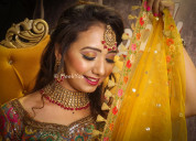 Looking for best bridal makeup artist in india?
