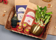 Order to send diwali gifts to bareilly on same day