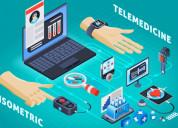 Telemedicine app development starting @$20 per hou