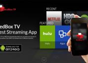Redbox tv – free download streaming apk
