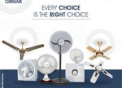 Low budget ceiling fans for home