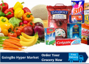 Goingbo offers amazing deals on grocery shopping